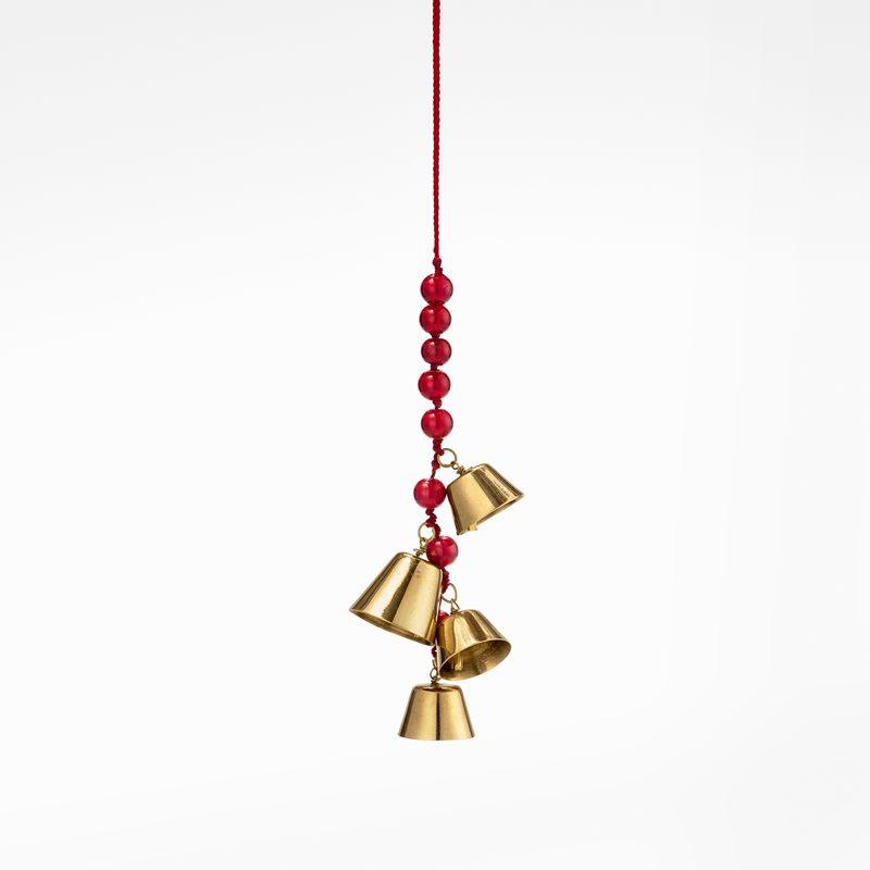 Decoration Bell Small - Small, Brass | Svenskt Tenn