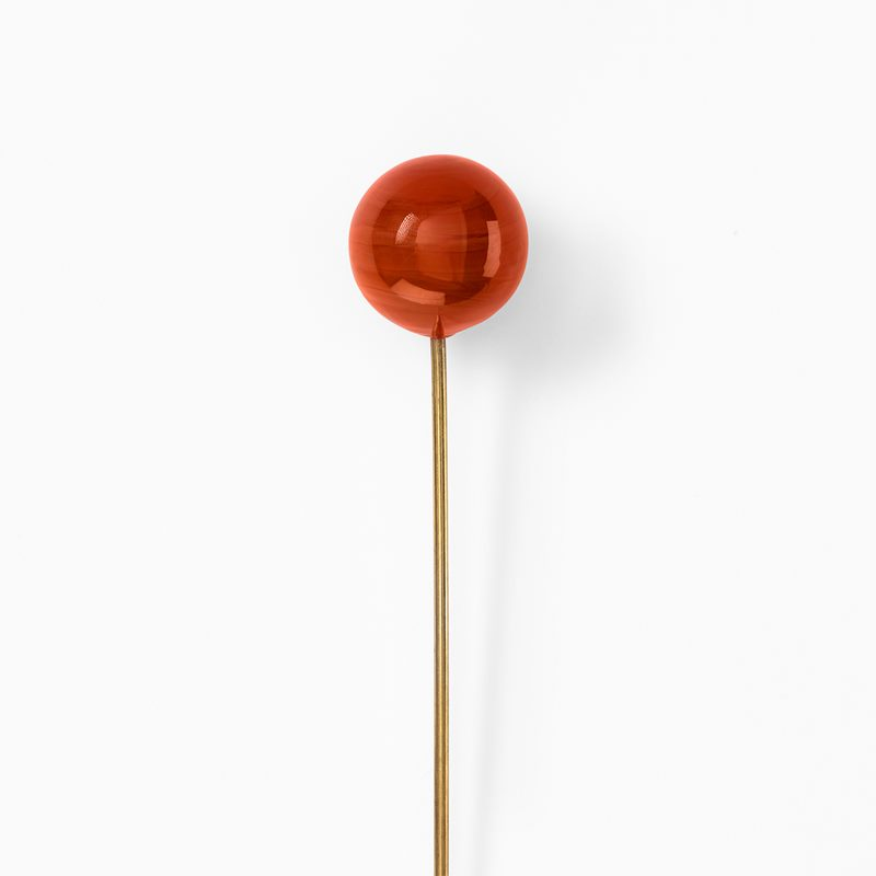 Hat Pin Large Pearl - Brass | Svenskt Tenn