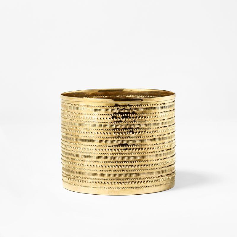 Bowl Garden - Diameter 15 cm, Brass | Svenskt Tenn