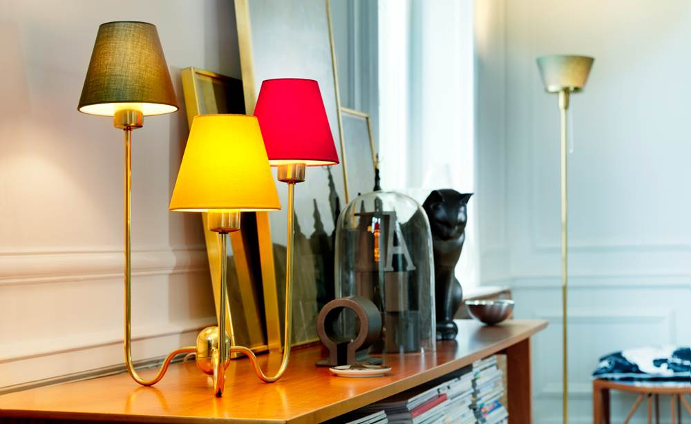 Table Lamp 2468