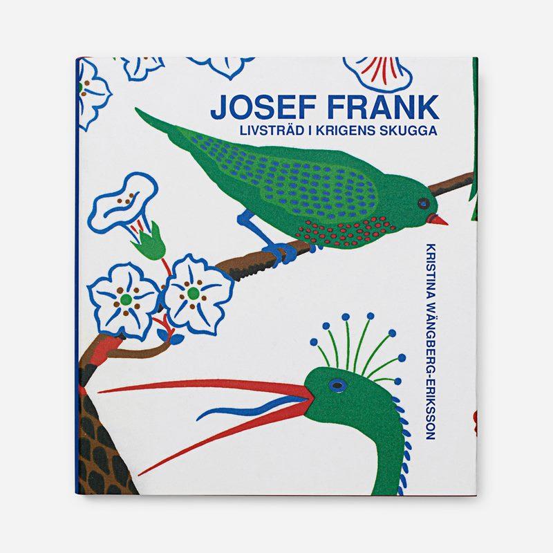 Book Josef Frank Livsträd i Krigens Skugga | Svenskt Tenn