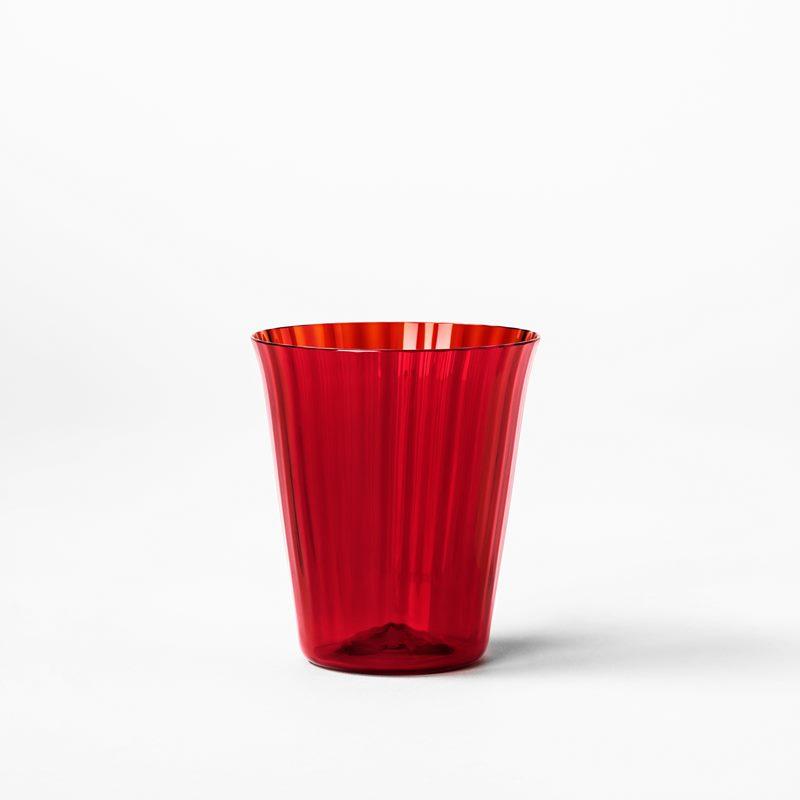 Glass Bris - 30 cl, Glass, Red | Svenskt Tenn