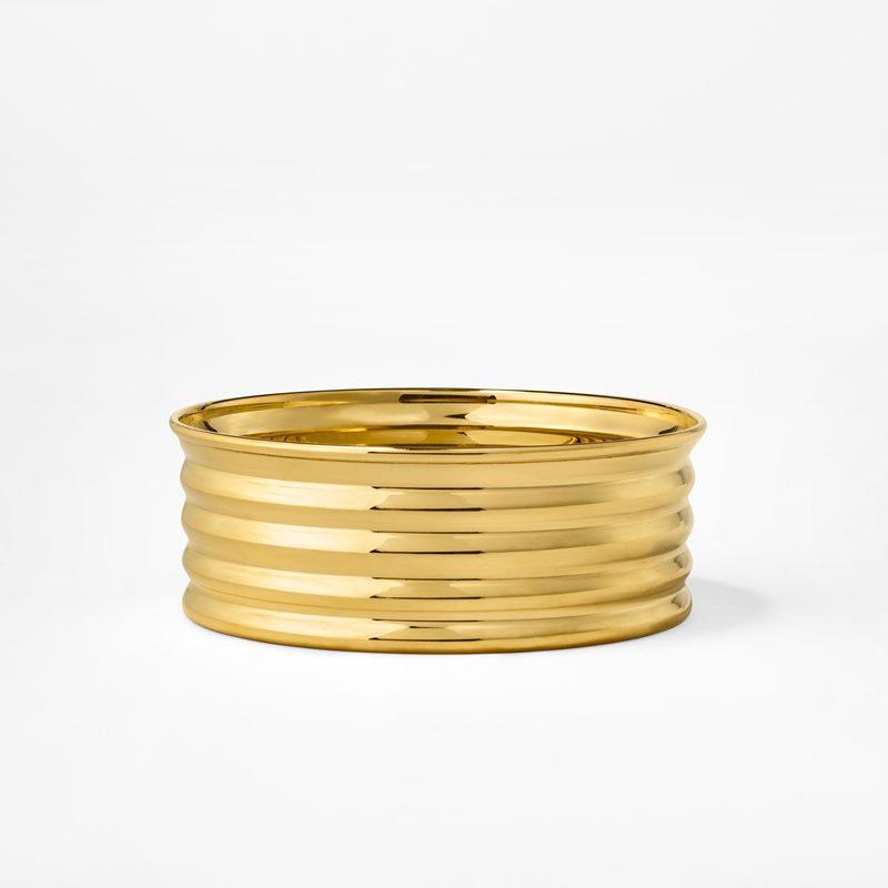 Coaster - Brass, Brass | Svenskt Tenn