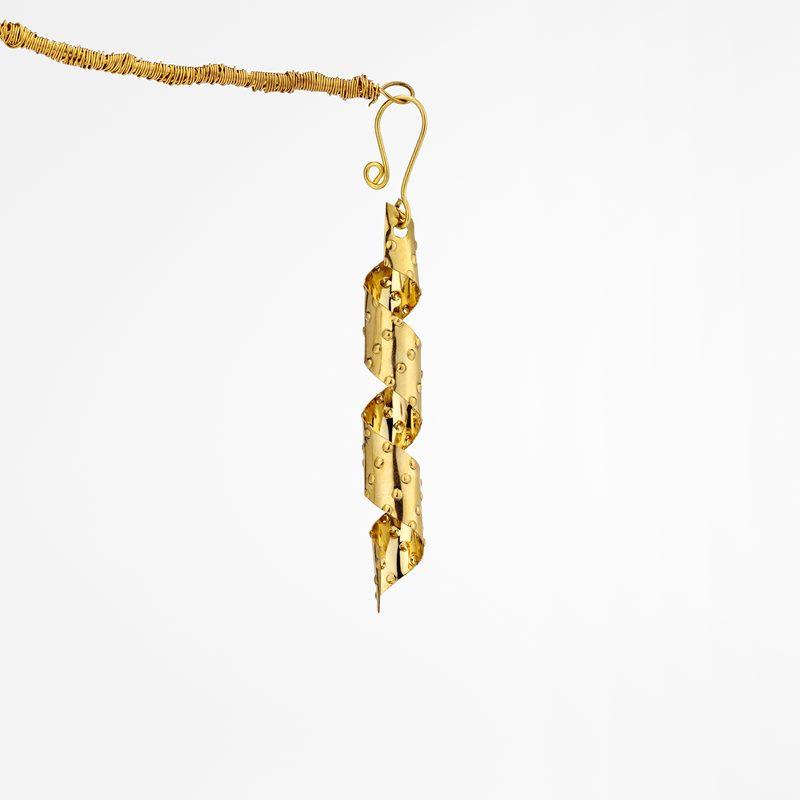 Decoration Screw Small - Small, Brass | Svenskt Tenn