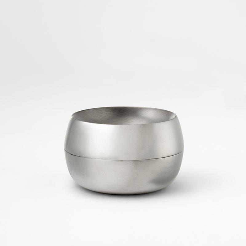 Box Gömma - Small, Pewter | Svenskt Tenn