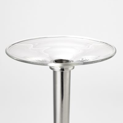 Candle Ring Gala - Glass, Clear, Ulla Christiansson | Svenskt Tenn