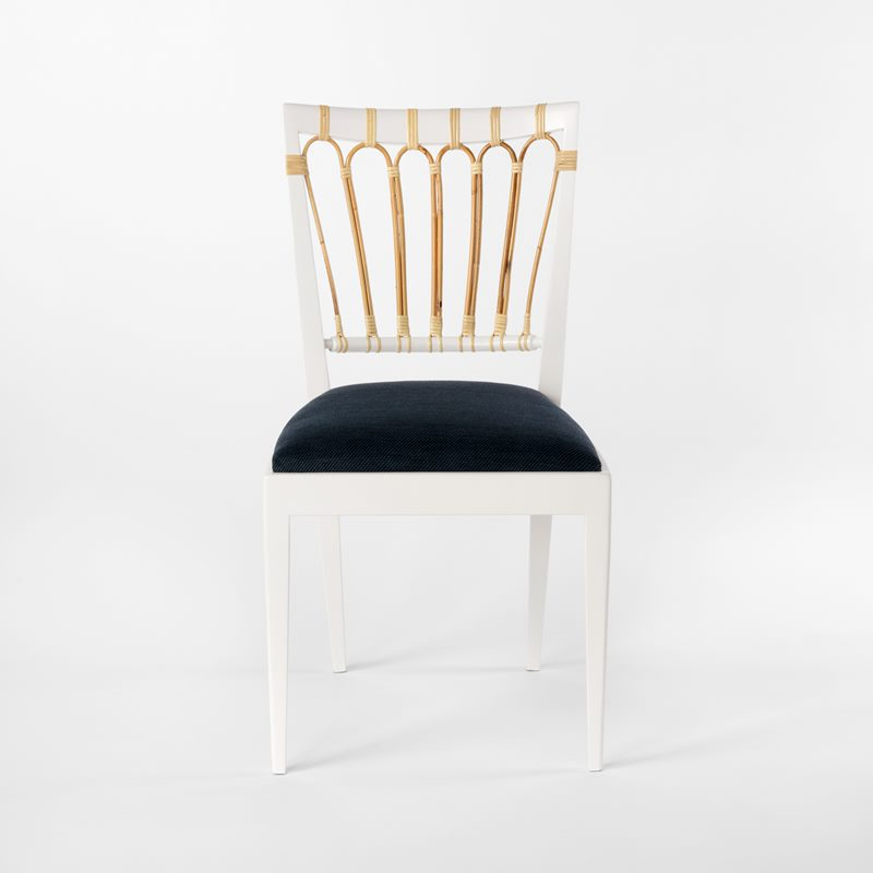 Chair 1165 White - Birch, White | Svenskt Tenn