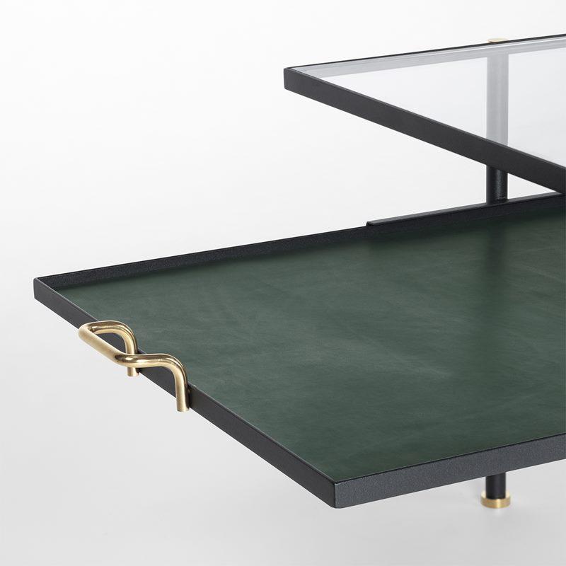 Accessories Table Nizza - Skin, Green | Svenskt Tenn