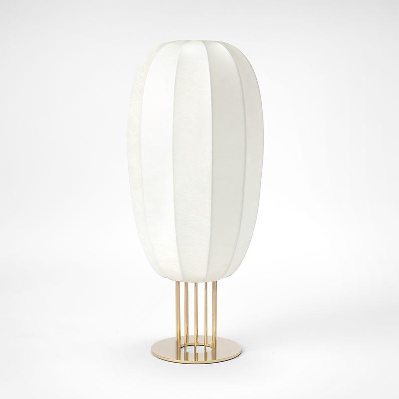 Table Lamp Flight - Brass | Svenskt Tenn