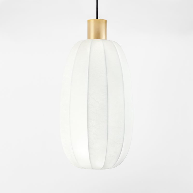 Ceiling Lamp Pendant Flight - Brass | Svenskt Tenn