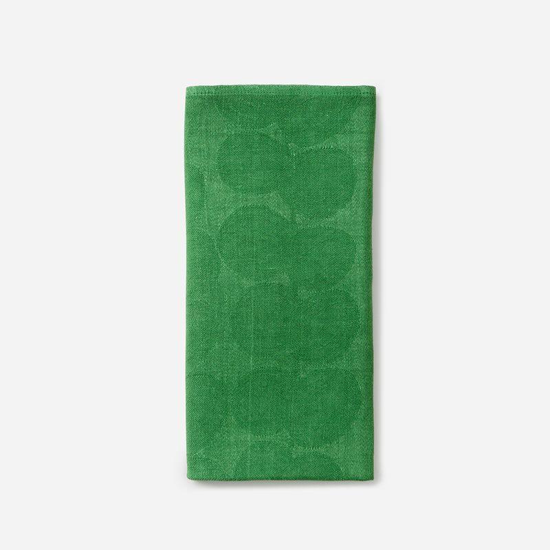 Napkin Celotocaulis - 50x50 cm, Linen, Celotocaulis, Green | Svenskt Tenn