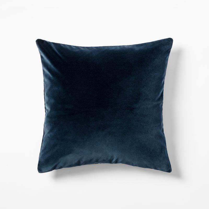 Cushion Dedar Adamo & Eva - 50x50 cm, Velvet, Notte | Svenskt Tenn