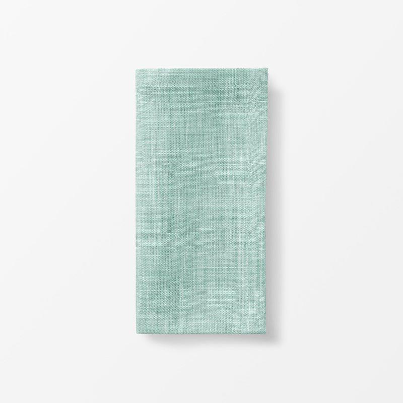 Napkin Svenskt Tenn Linen - 50x50 cm, Linen, Aqua | Svenskt Tenn