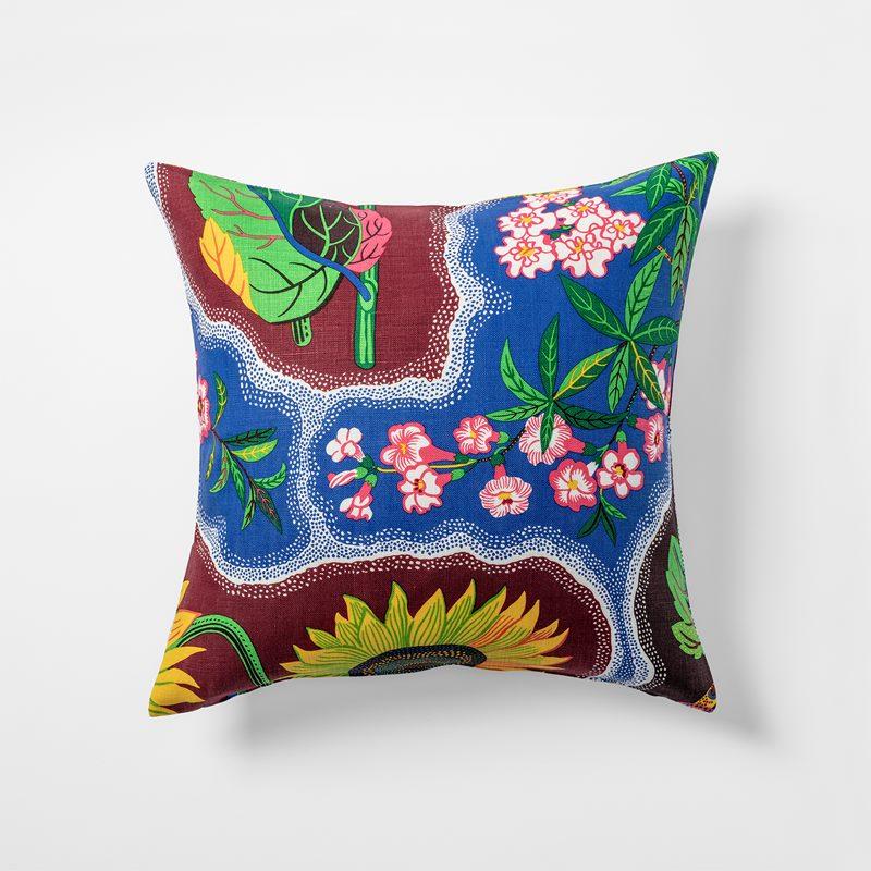 Cushion Dixieland - 50x50 cm, Linen, Dixieland | Svenskt Tenn