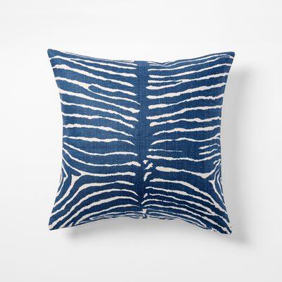 zebra kudde svenskt tenn