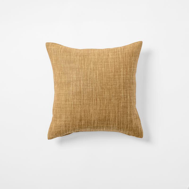 Cushion Svenskt Tenn Linen - 40x40 cm, Linen, Amber | Svenskt Tenn