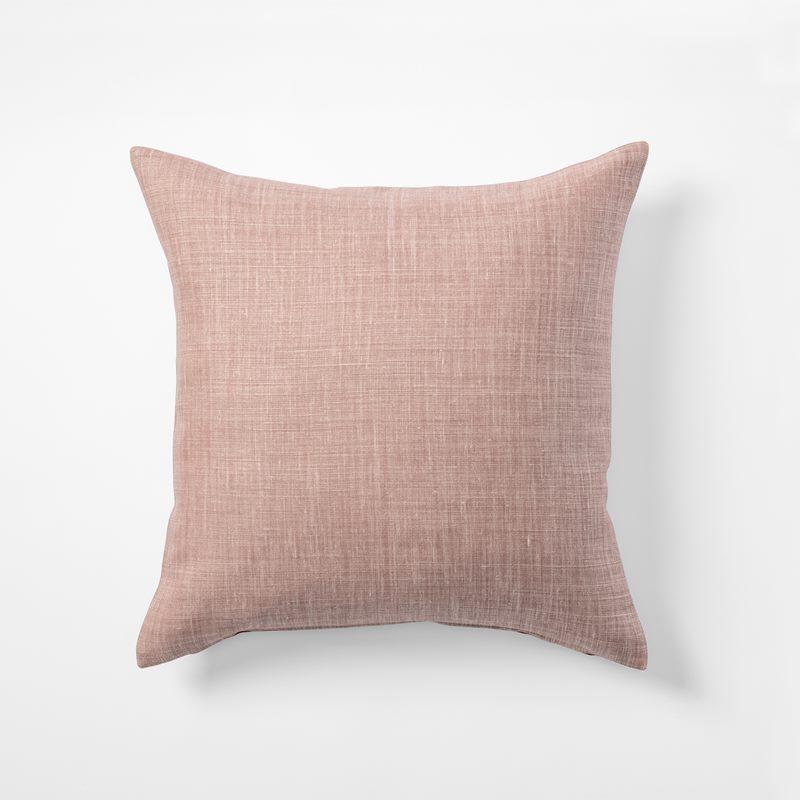Cushion Svenskt Tenn Linen - 50x50 cm, Linen, Peach | Svenskt Tenn