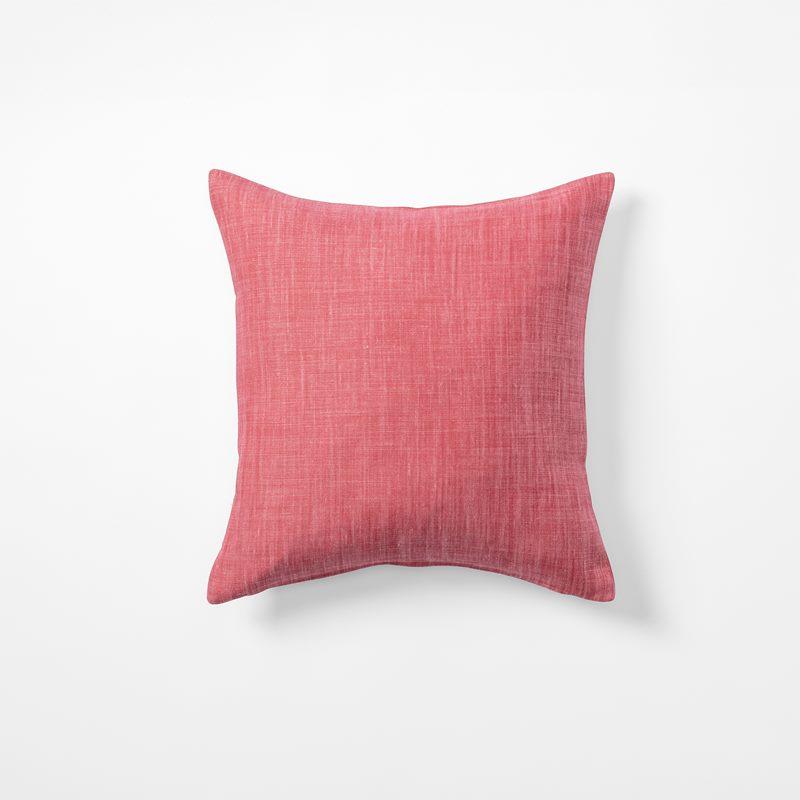 Cushion Svenskt Tenn Linen - 40x40 cm, Linen, Pink   Svenskt Tenn