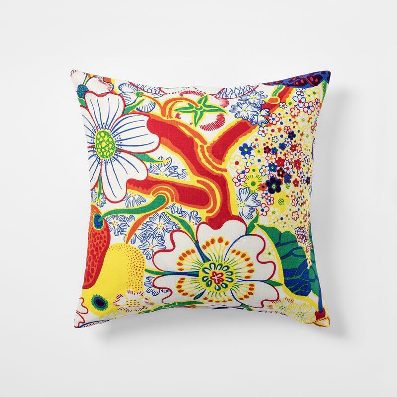 Cushion Nippon - 50x50 cm, Linen, Nippon | Svenskt Tenn