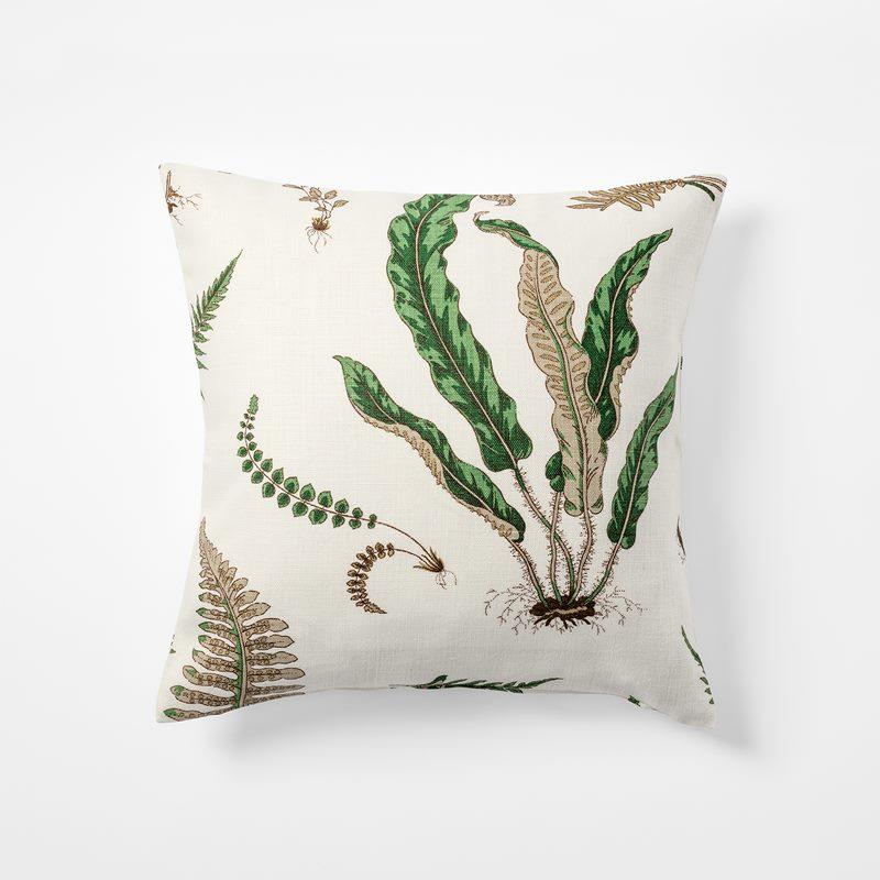 Cushion Stensöta - 50x50 cm, Linen, Stensöta, White | Svenskt Tenn