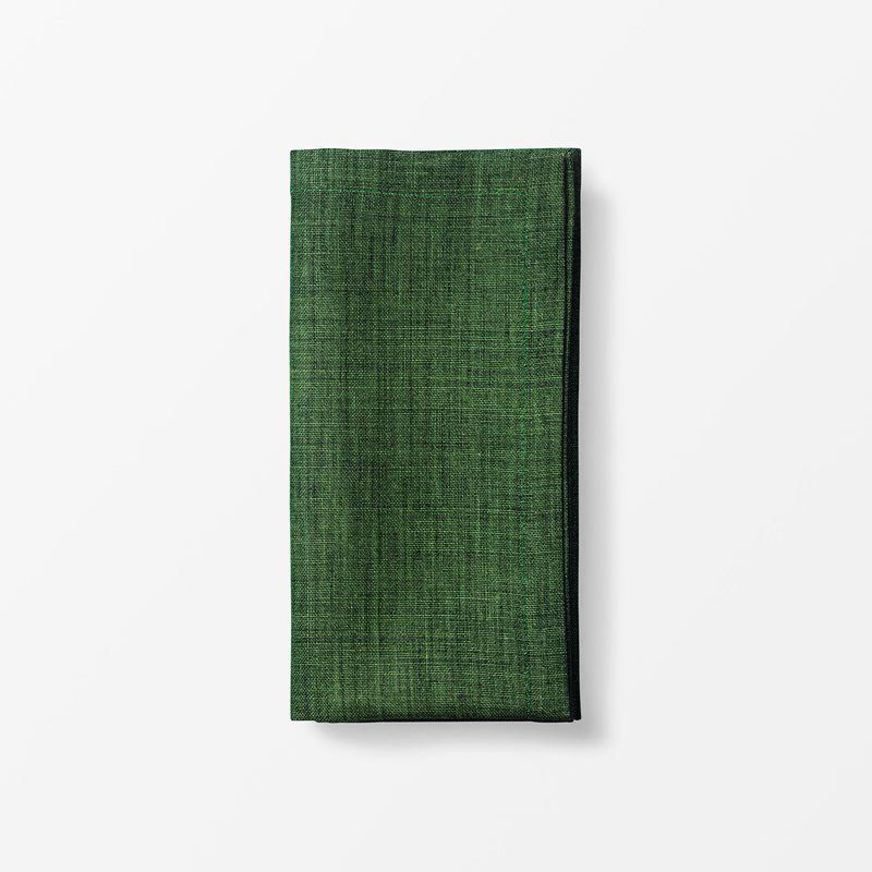 Napkin Svenskt Tenn Linen - 50x50 cm, Linen, Ivy Green | Svenskt Tenn