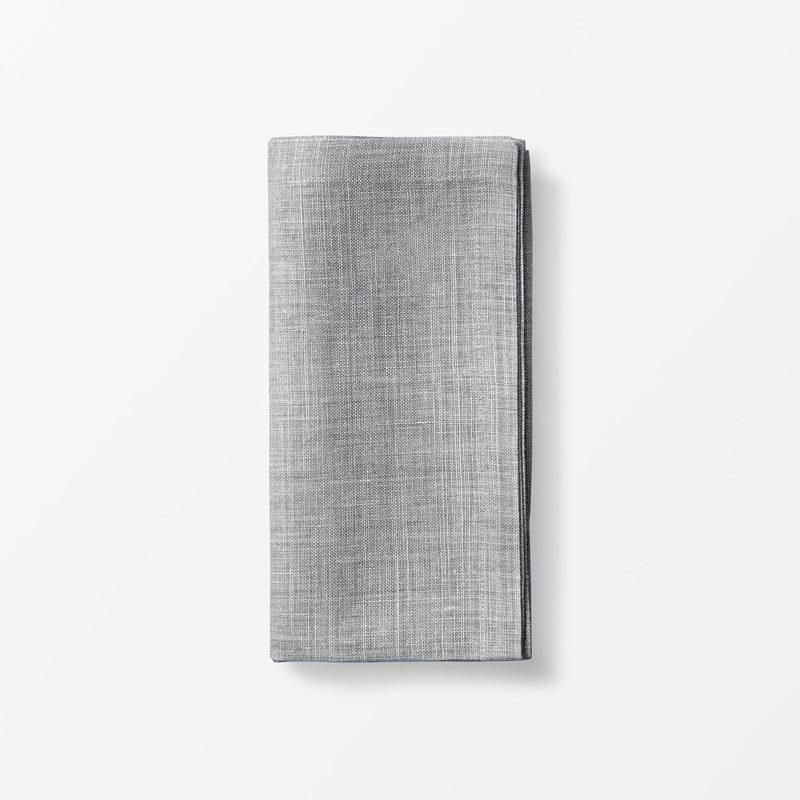 Napkin Svenskt Tenn Linen - 50x50 cm, Linen, Pewter Grey | Svenskt Tenn