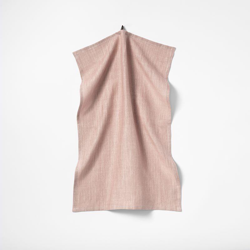 Kitchen Towel Svenskt Tenn Linen - 45x65xm, Linen, Peach | Svenskt Tenn