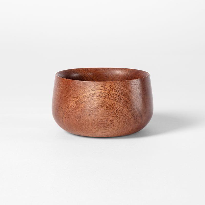 Salt Bowl - Mahogany | Svenskt Tenn