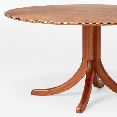 Dining Table 1020 - Elmroot, Josef Frank | Svenskt Tenn