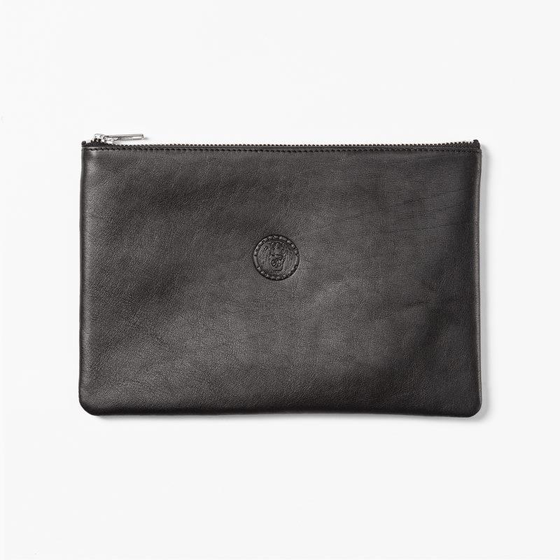 Purse Emblem Large - 24 cm, Skin, Black | Svenskt Tenn