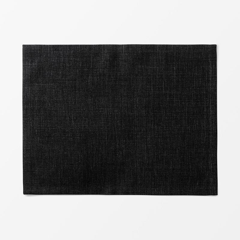 Tablett Svenskt Tenn Lin - 35x45 cm, Lin, Svart | Svenskt Tenn