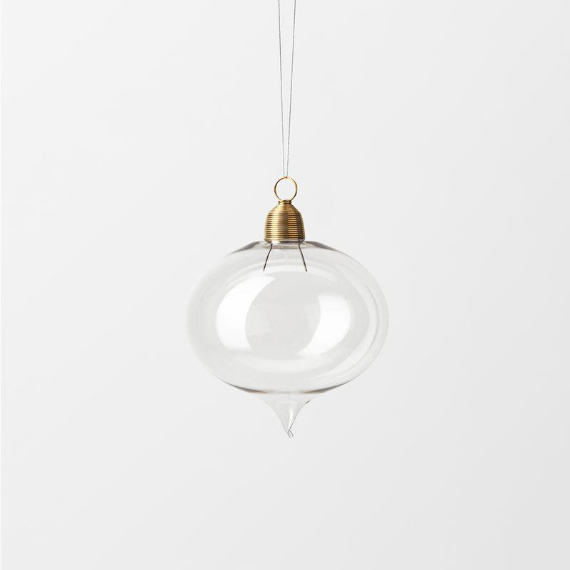 Decoration Leek Small - Clear | Svenskt Tenn