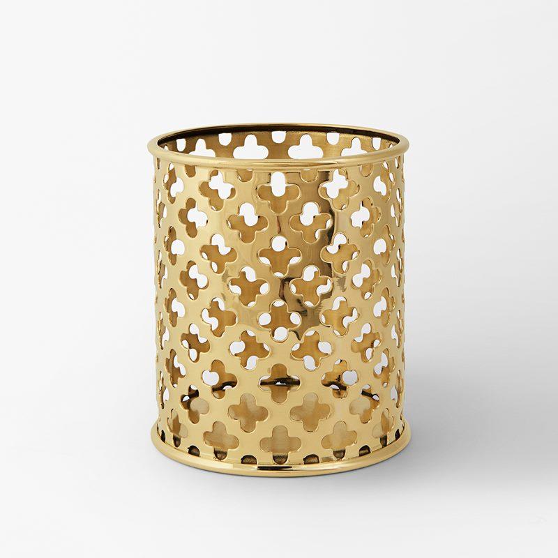 Bottle Coaster - Brass | Svenskt Tenn