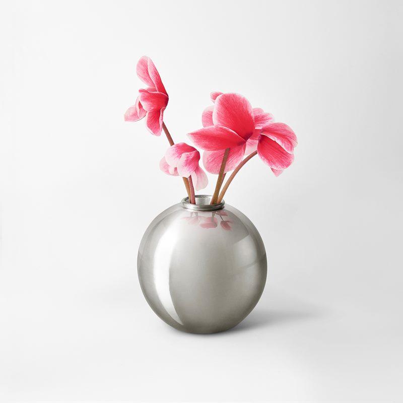 Vase 1477 - 8 cm, Pewter | Svenskt Tenn