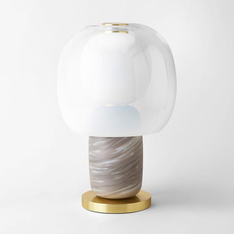 Table Lamp Fusa 45 - Glass, Neutral | Svenskt Tenn