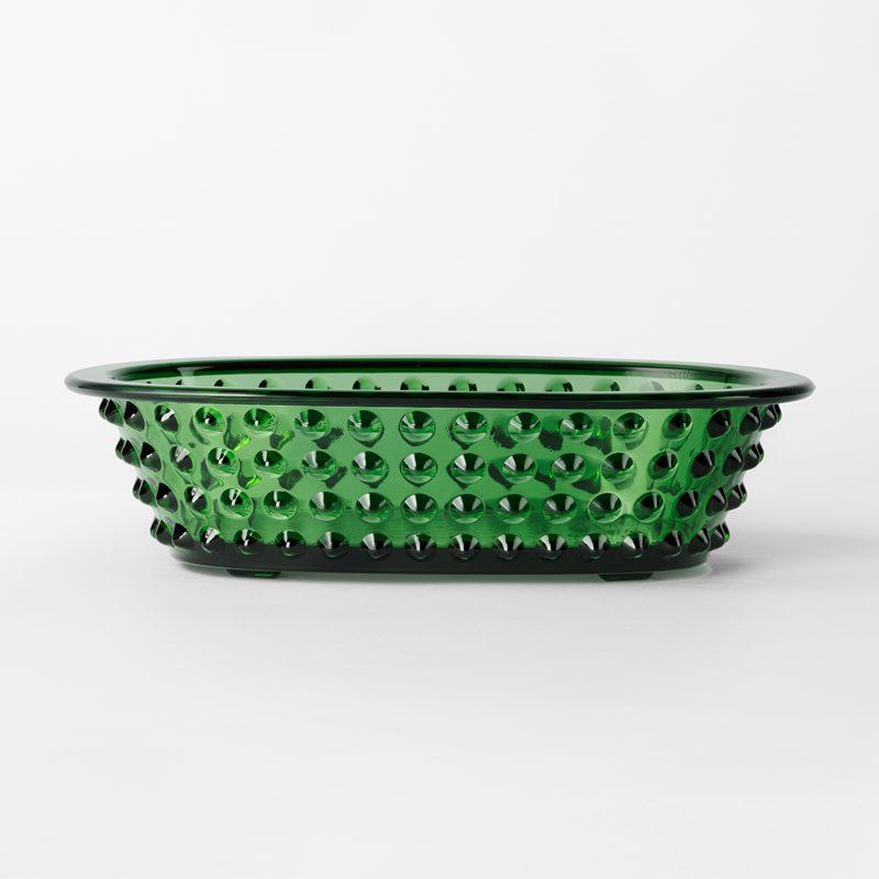 Hortus Jardiniere - Glass, Green | Svenskt Tenn