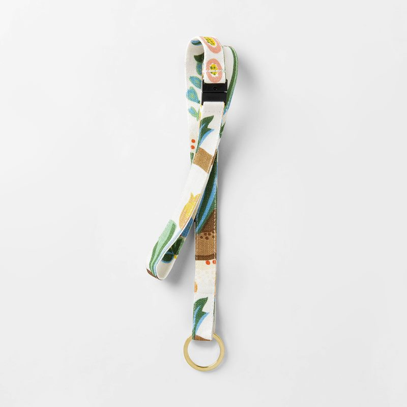 Nyckelband Primavera - 54 cm x 2 cm, Lin, Primavera | Svenskt Tenn