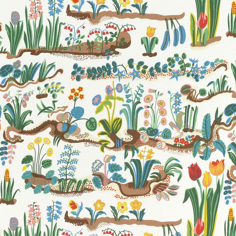 Fabric Sample Primavera - Linen 315, Primavera | Svenskt Tenn