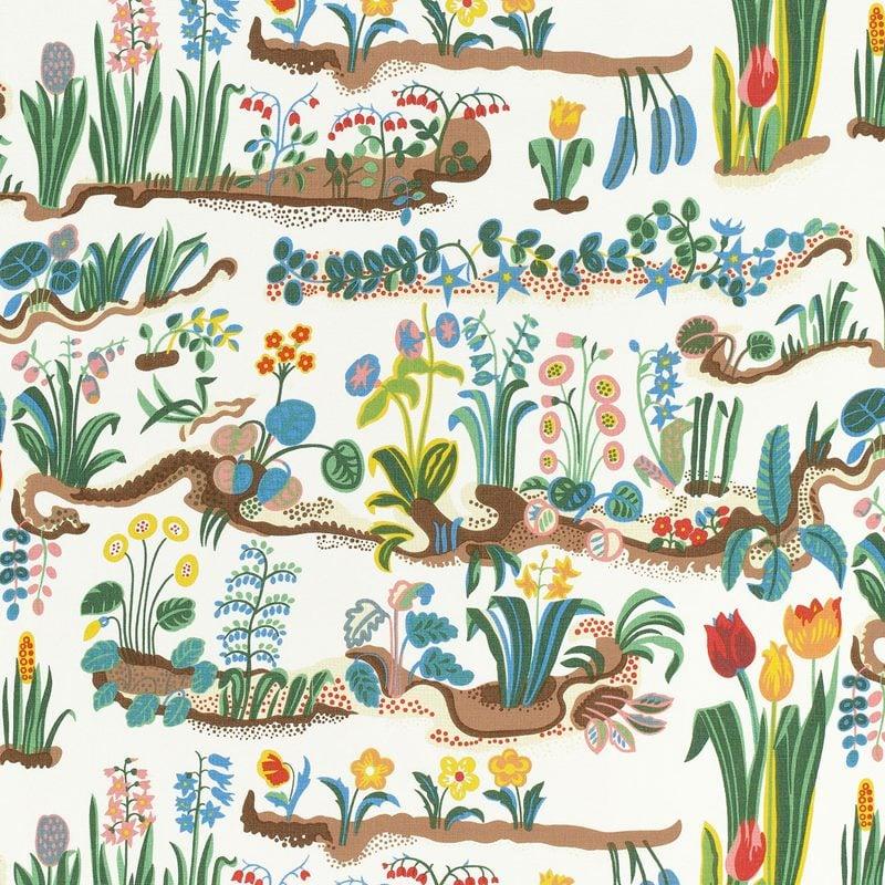 Textil Primavera - Bomull, Primavera | Svenskt Tenn
