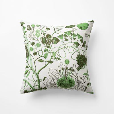 1ebe3dec6a0 Cushion La Plata - 50x50 cm, Linen, La Plata, Green, Josef Frank/Svenskt  Tenn | Svenskt Tenn