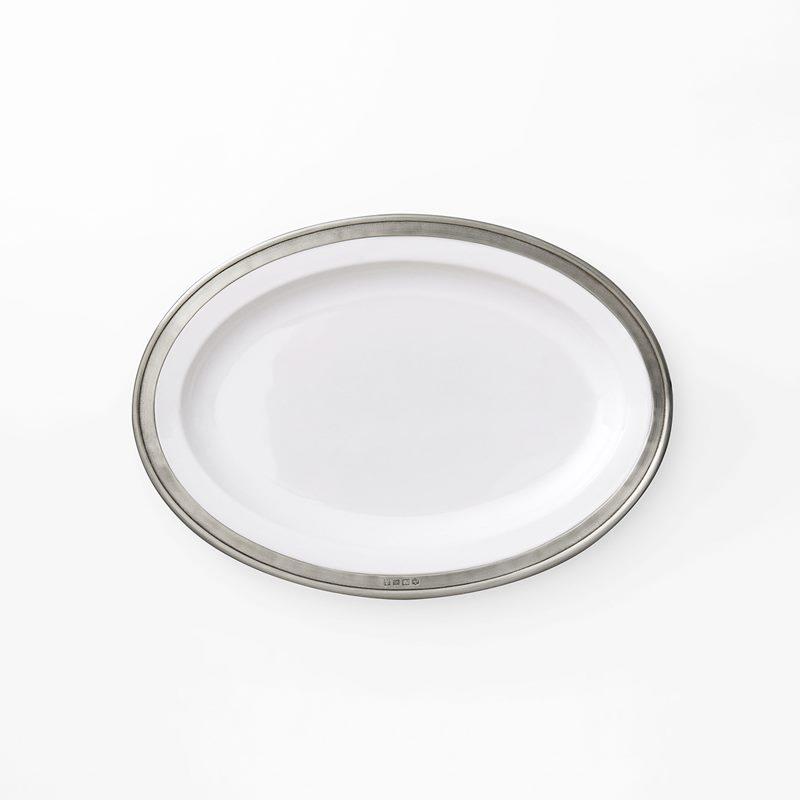 Serving Platter with Rim - 37x27 cm | Svenskt Tenn