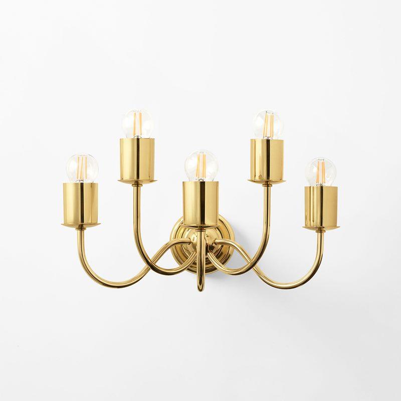 Wall Lamp 2572 - Brass | Svenskt Tenn
