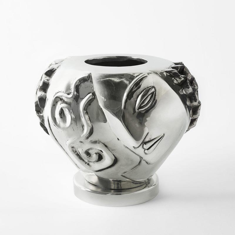 Vase Profile - Pewter | Svenskt Tenn