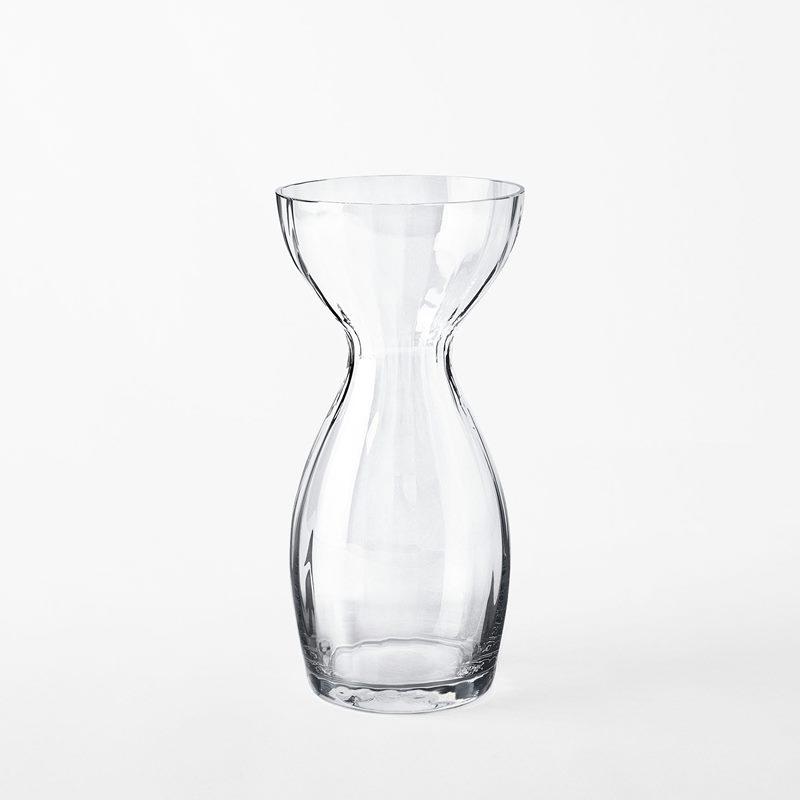 Vas Iris - 24 cm, Glas, Klar | Svenskt Tenn