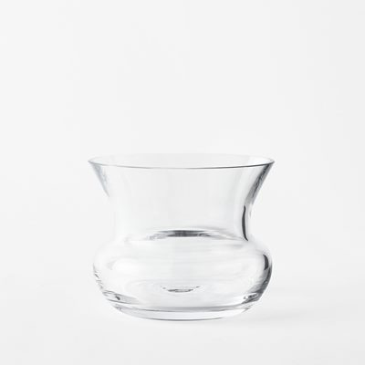 Vase No8 - Glass, Clear, Josef Frank | Svenskt Tenn