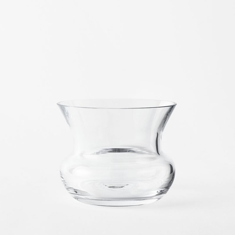 Vas Nr 8 - Glas, Klar | Svenskt Tenn