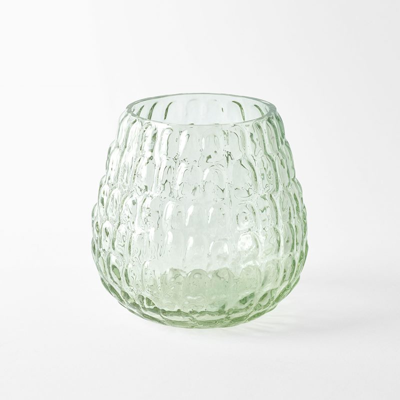 Vase Kotte - Glass, Light Green   Svenskt Tenn