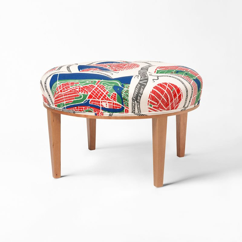 Stool 647 - Cherry, Manhattan | Svenskt Tenn