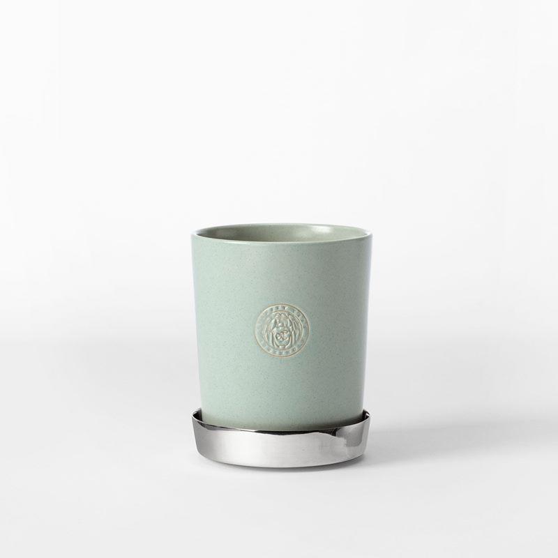 Pot Svenskt Tenn - 9,5 cm, Stoneware, Ice Blue | Svenskt Tenn
