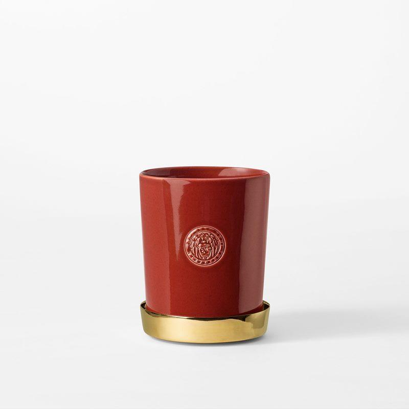 Pot Svenskt Tenn - 9,5 cm, Stoneware, Red | Svenskt Tenn